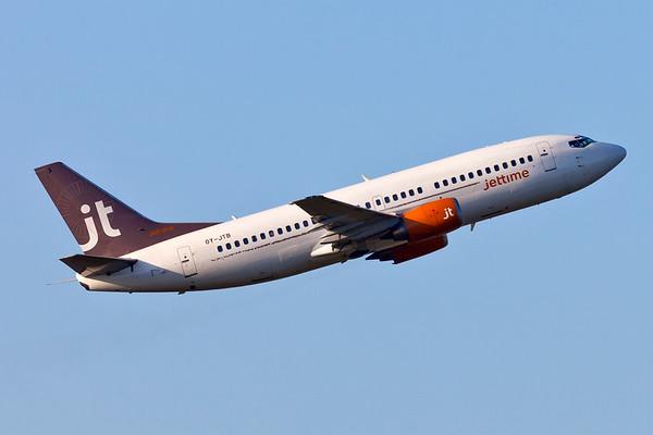 OY-JTB - Boeing 737-3Y0