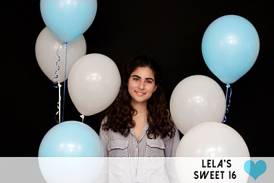 Lela's Sweet 16