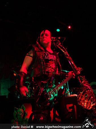 The Misfits - JuiceHead - Rodents Of Unusual Size - Joe's Garage - MBD at The Galaxy Theater - Santa Ana, CA - November 14, 2010