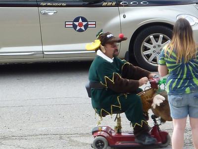 2012.03.17 Gatlinburg Santa Claus Parade