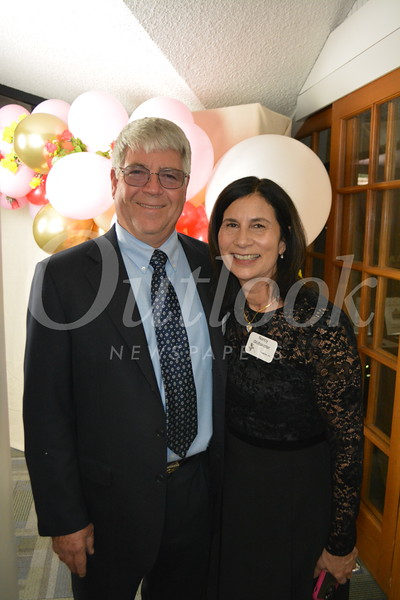 Event chairs John and Nancy Wolhaupter
