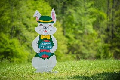 2012 04 01 Farmhouse Easter Egg Hunt