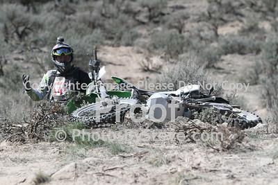 2014 Desert 100 Race Crashes