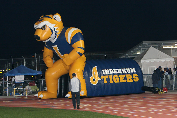Inderkum Tigers vs Natomas Nighthawks - Varsity