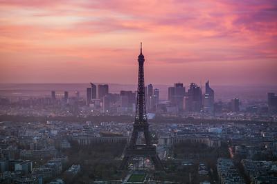 Tour Montparnasse view