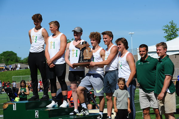 D4 Boys' Awards - 2018 MHSAA LP T&F Finals