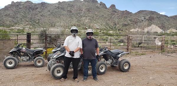 4-9-19 Eldorado Canyon ATV/RZR Goldmine Tour
