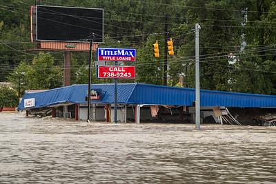 Columbia Flood 2015