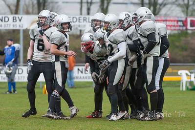 Nijmegen Pirates vs A'dam Panthers 2014 Match 2