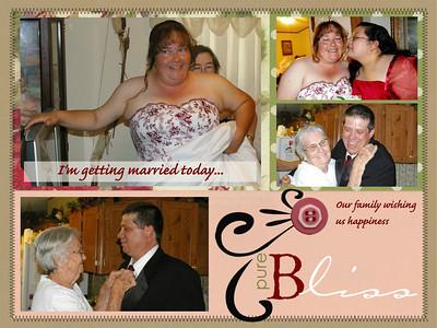 Dawn & Woodrow Wedding Favors