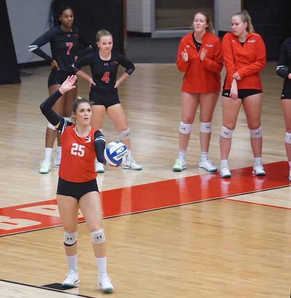 Volleyball V Campbell