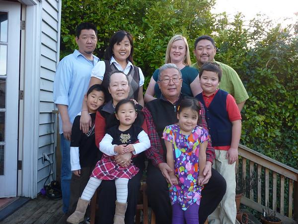 Yoo's Visit - 1/18/2010
