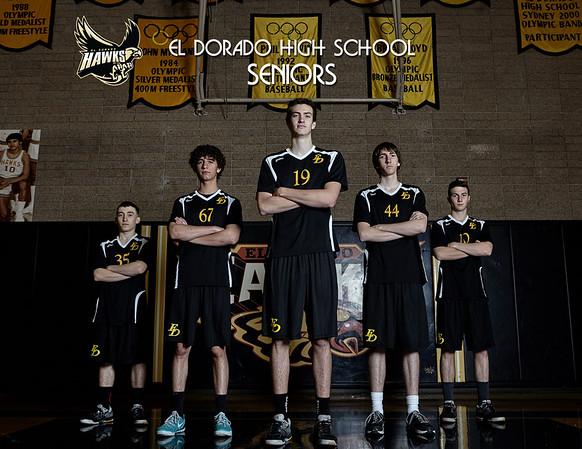 ElDorado Boys Volleyball 2016