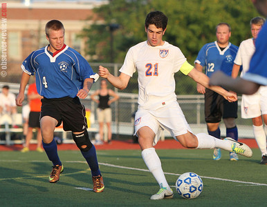 Penn Yan Soccer 9-10-13