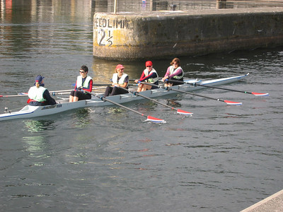 2006 Row Through the Locks