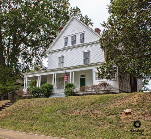 Fort Oglethorpe Historic District Houses