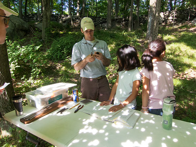 Westmoreland Bird Banding Workshop With Adam Zorn