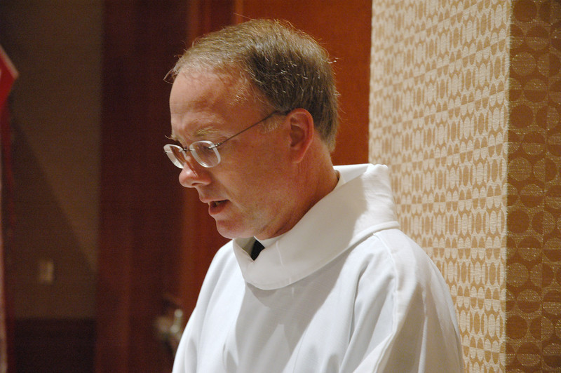 Pr. Michael Burk (ELCA, director for worship)