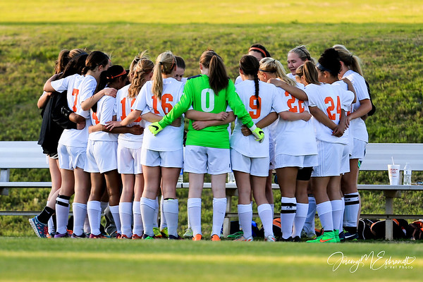 North Davidson vs Reagan - Women's Soccer - 04-23-15