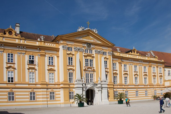 20160510 Austria, Melk Abbey (Stift Melk)