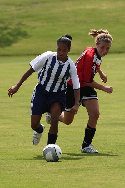 9/20/2008 Frisco Soccer - Starletts v. Fire