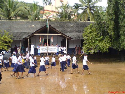 St. John's High School, Palavayal