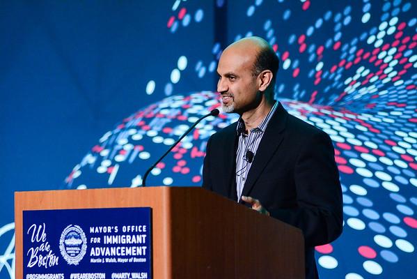 Carbonite CEO Mohd. Ali