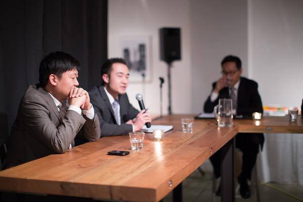 Nov 22 - Showcase panel discussion
