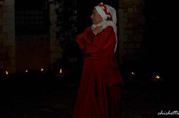 Assisi-Italy Thursday night