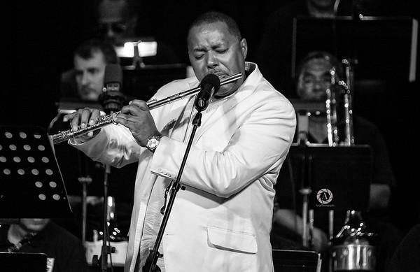Jazz Saxophonist Najee