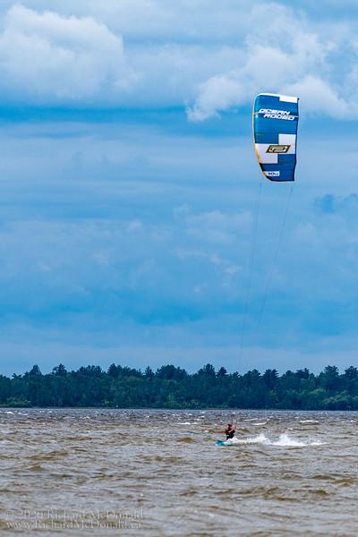 Kite Surfing - Marina Aylmer