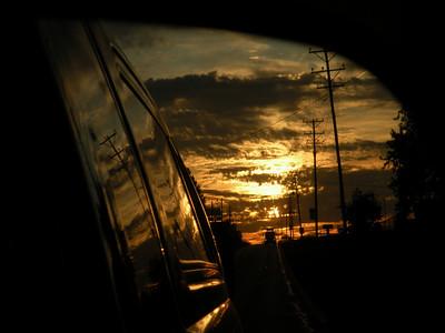 Missouri to Louisville trip 2009