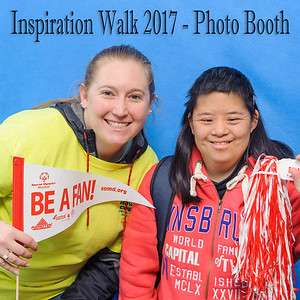 2017 Inspiration Walk - Photo Booth