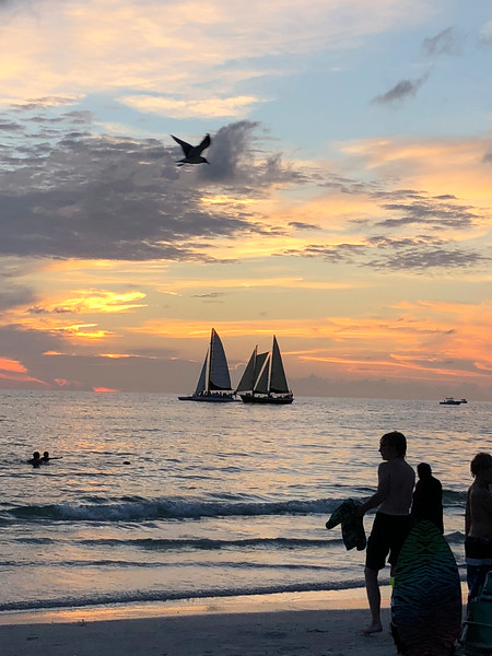 8_5_18 Sunset on Clearwater Beach.jpg