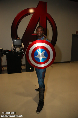 COSBASH  at Marvel Avengers S.T.A.T.I.O.N.