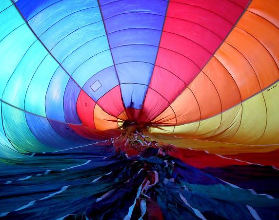 Droppin-In Hot Air Balloon Team 2011