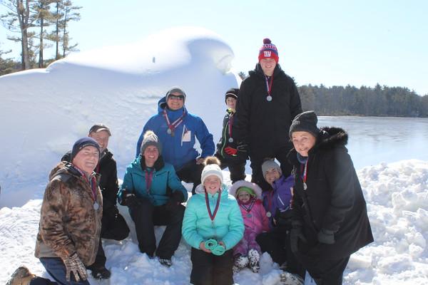 February 22 - Winter Olympics