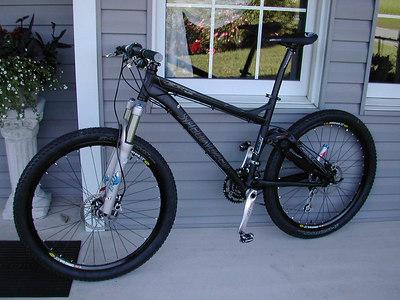 Jill's New Ride