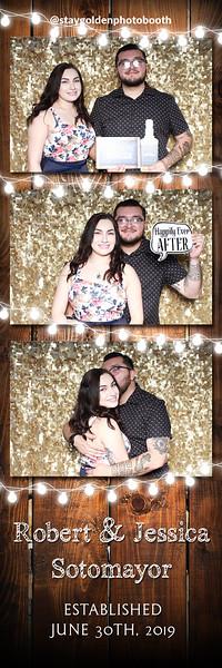 Robert and Jessica's Wedding