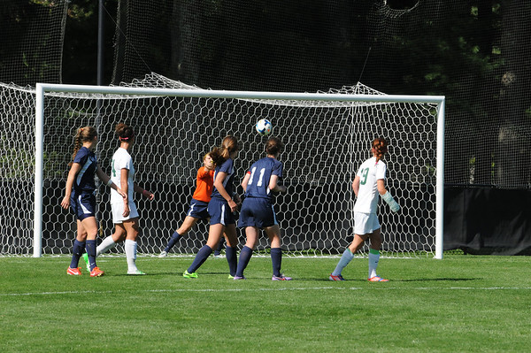 BABSON WOMENS SOCCER  V  SMITH  9.28.2013