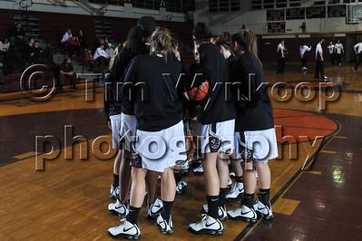 Pburg Girls Varsity Basketball -vs- Voorhees