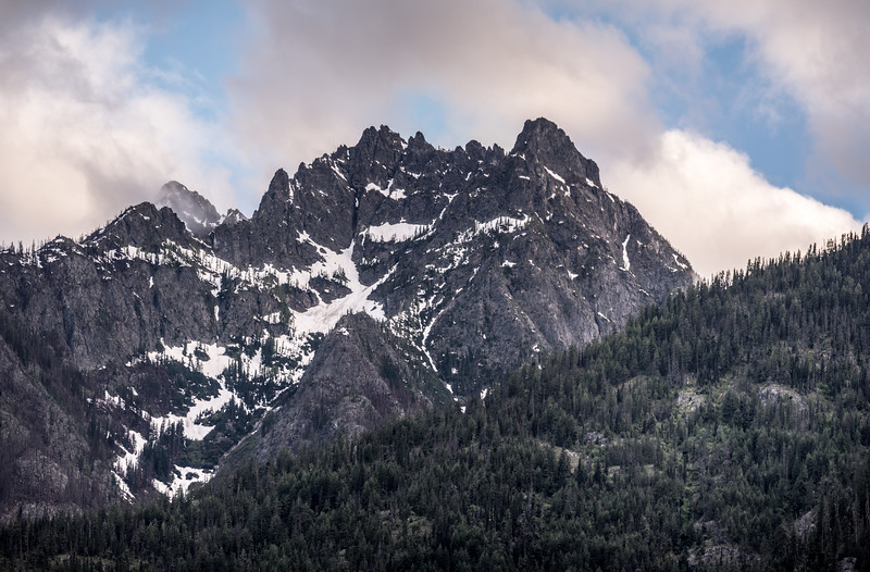 Castle Rock, Stehekin