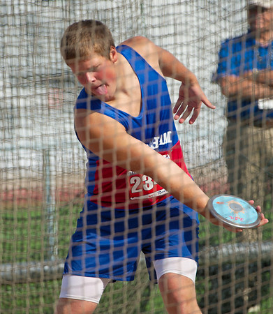 2012 UIL State Track & Field