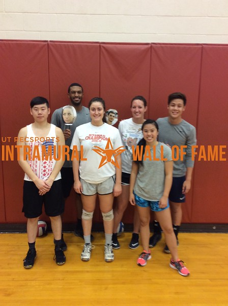 Fall 2016 Volleyball Coed A Champ_Notorious D.I.G.