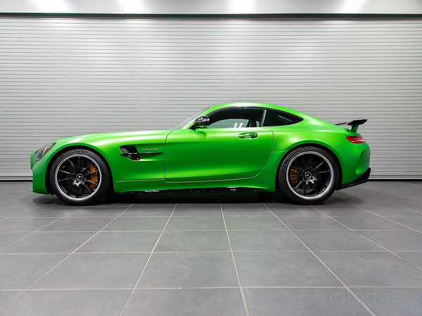 '18 AMG GTR - Green Hell Magno