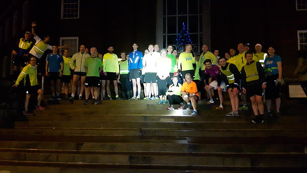 Xmas Lights Run 2016