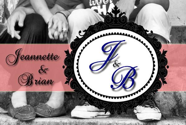 Brian & Jeannette's Wedding 4-18-15