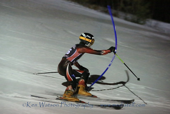 2015-01-22 5th Kank Classic Ski Race 1st run