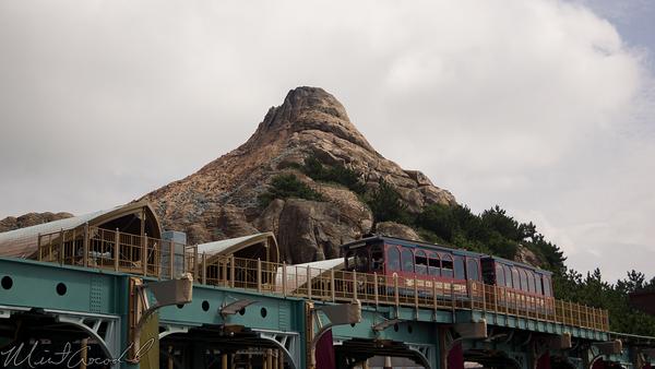 Disneyland Resort, Tokyo Disneyland, Tokyo Disney Sea, Tokyo Disney Resort, Tokyo DisneySea, Tokyo, Disney, Mount Prometheus