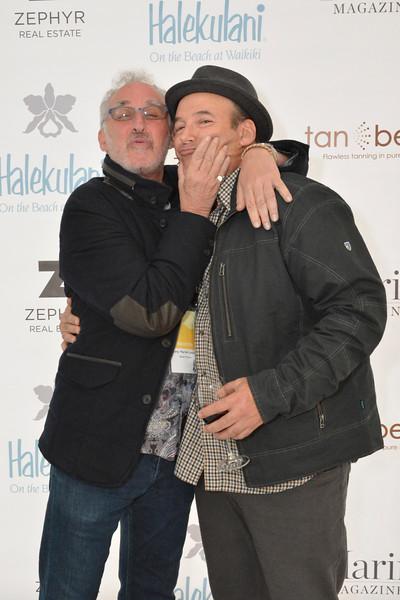 Larry Lautzker and Marc Hershon